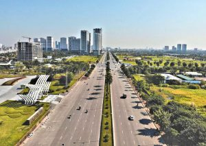 Đường 10 làn đường – Kết nối trực tiếp Phạm Văn Đồng & Khu đô thị Tây Hồ Tây