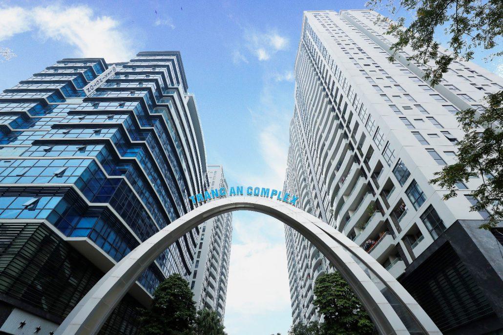 Hình ảnh Dự án Tràng An Complex, Số 1 Phùng Chí Kiến do GP.Invest làm Chủ đầu tư
