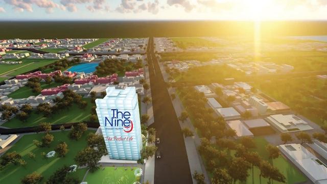 Dự án The Nine nằm trong khu vực được hưởng lợi từ Vành đai xanh